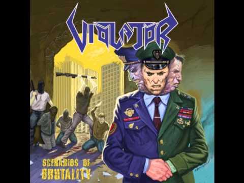 Violator - Endless Tyrannies