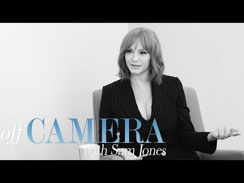 Christina Hendricks:  Can't a Goth Girl Get a Break?