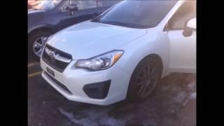 2012 Subaru Impreza 2.0 engine fail (again and again...  and again)