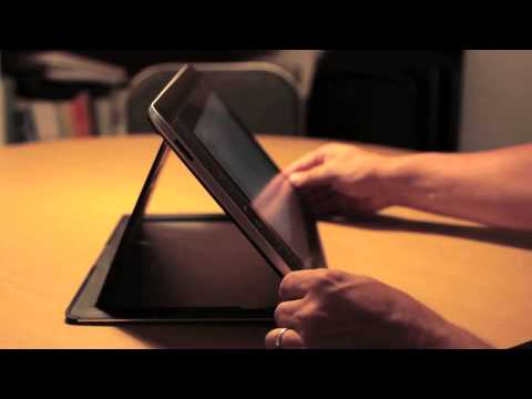 Video: Wacom Swings by Core77 Offices to Demo the Cintiq Companion and Cintiq Companion Hybrid