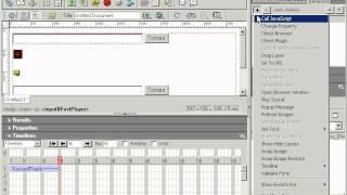 33 видео урок по dreamweaver(В этот раз мы будем продолжать изучение Timeline то есть временной дорожки. Сегодня мы сделаем игру-тренажер..., 2013-02-09T22:35:22.000Z)