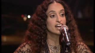 Noa (Achinoam Nini): Noa sings Mishaela - Concert with Solis