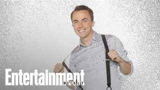 39;DWTS39; Frankie Muniz Doesn39;t Remember 39;Malcolm In The Middle39;  News Flash  Entertainment Weekly