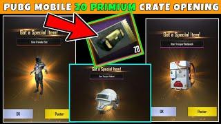 Pubg mobile 10 crates opening