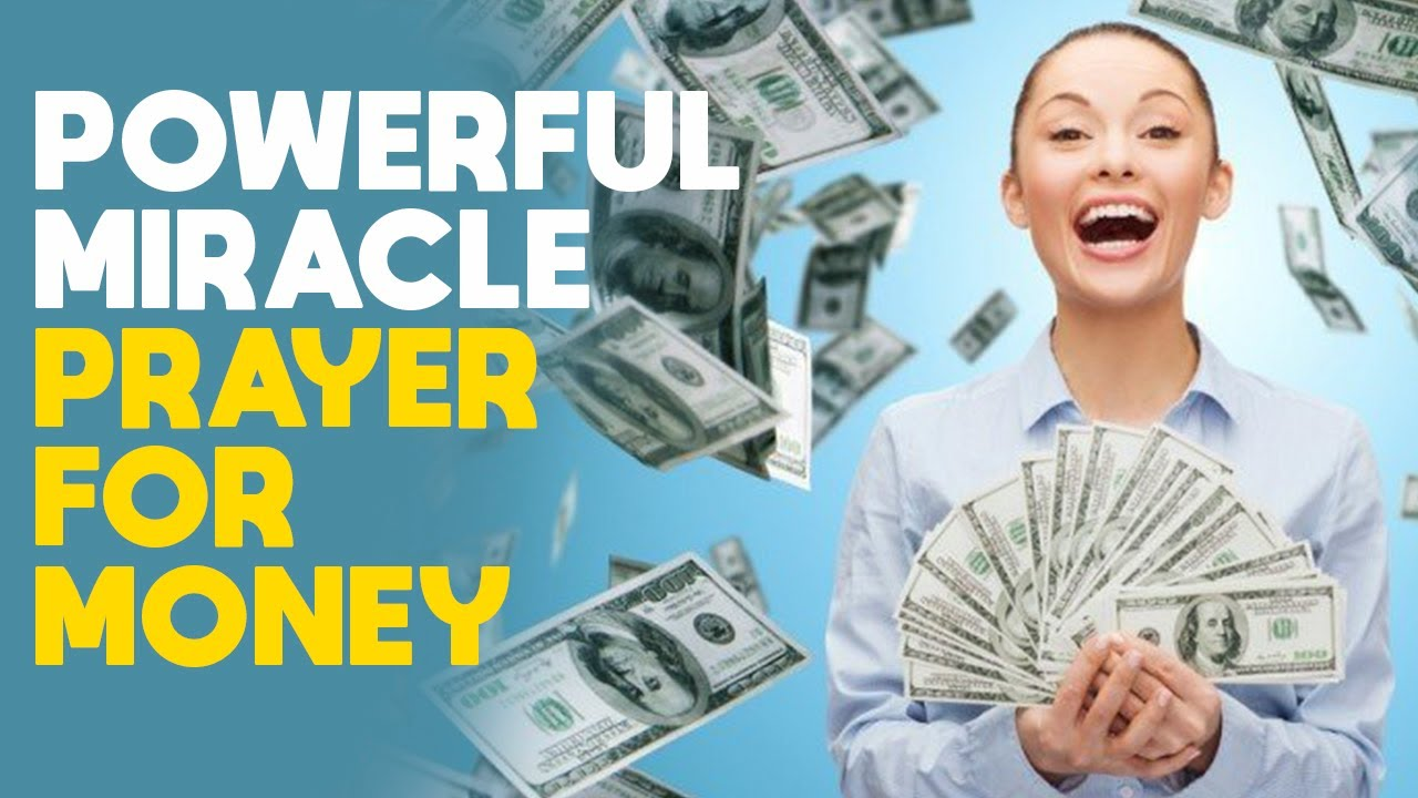 Most Powerful Miracle Prayer for Money That Actually Works | Financial Prayer for Money Instantly