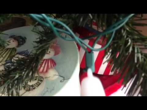 fixing or repairing led christmas lights with a voltage tester youtube