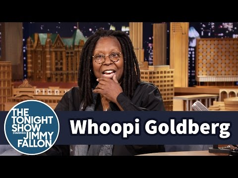 Whoopi Goldberg Just Needs a Minute