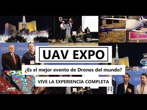uav-expo:-es-el-mejor-evento-de-drones-del-mundo??-(las-vegas-experiencia-completa)