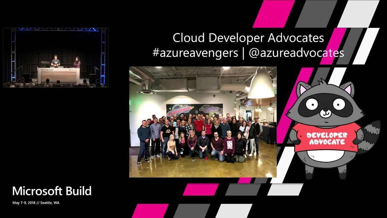 Azure DevOps with VSTS : Build 2018
