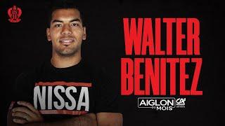 VIDEO: Benitez Aiglon d'octobre