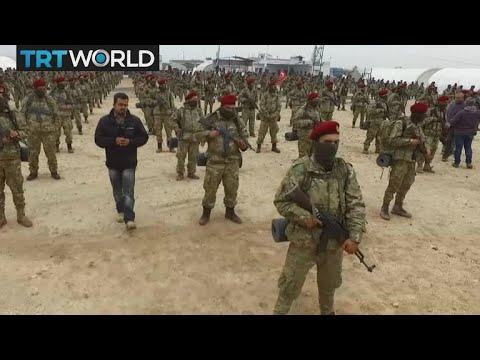 Operation Olive Branch: Turkish military and FSA push deeper into Afrin