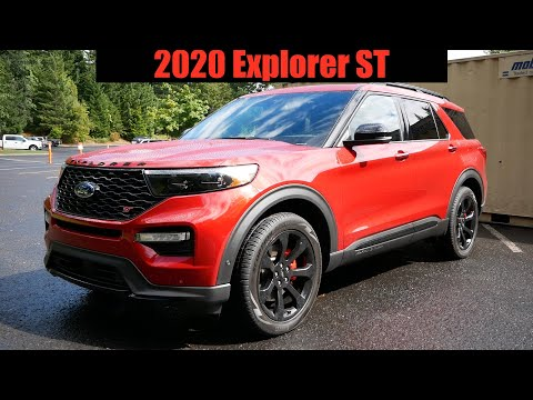 Review: 2020 Ford Explorer ST