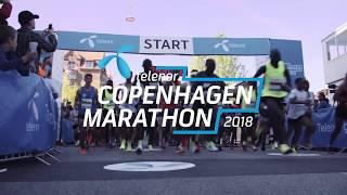 Be a part of the Telenor CPH Marathon '18