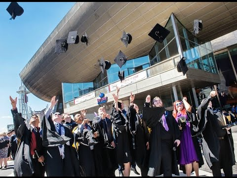 #SalfordGrad - School of Computing, Science & Engineering - Ceremony 4