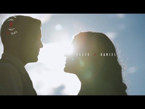 Hilltop country house wedding video - Ellie & Daniel 4K