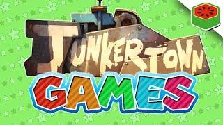 MINI GAMES GALORE! | Overwatch Junkertown Games