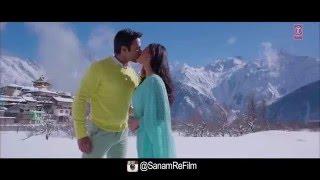 Sanam re (Yami Gautam Hot Kiss)