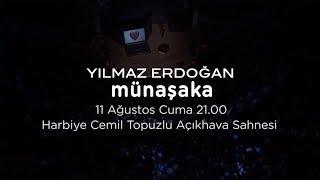 Yılmaz Erdoğan, 11 Ağustos'ta tek kişilik gösterisi Münaşaka ile Harbiye Açıkhava'da!