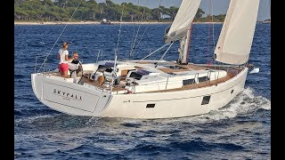 Hanse 455 review and test