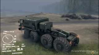 Spin Tires Gameplay (PC HD)