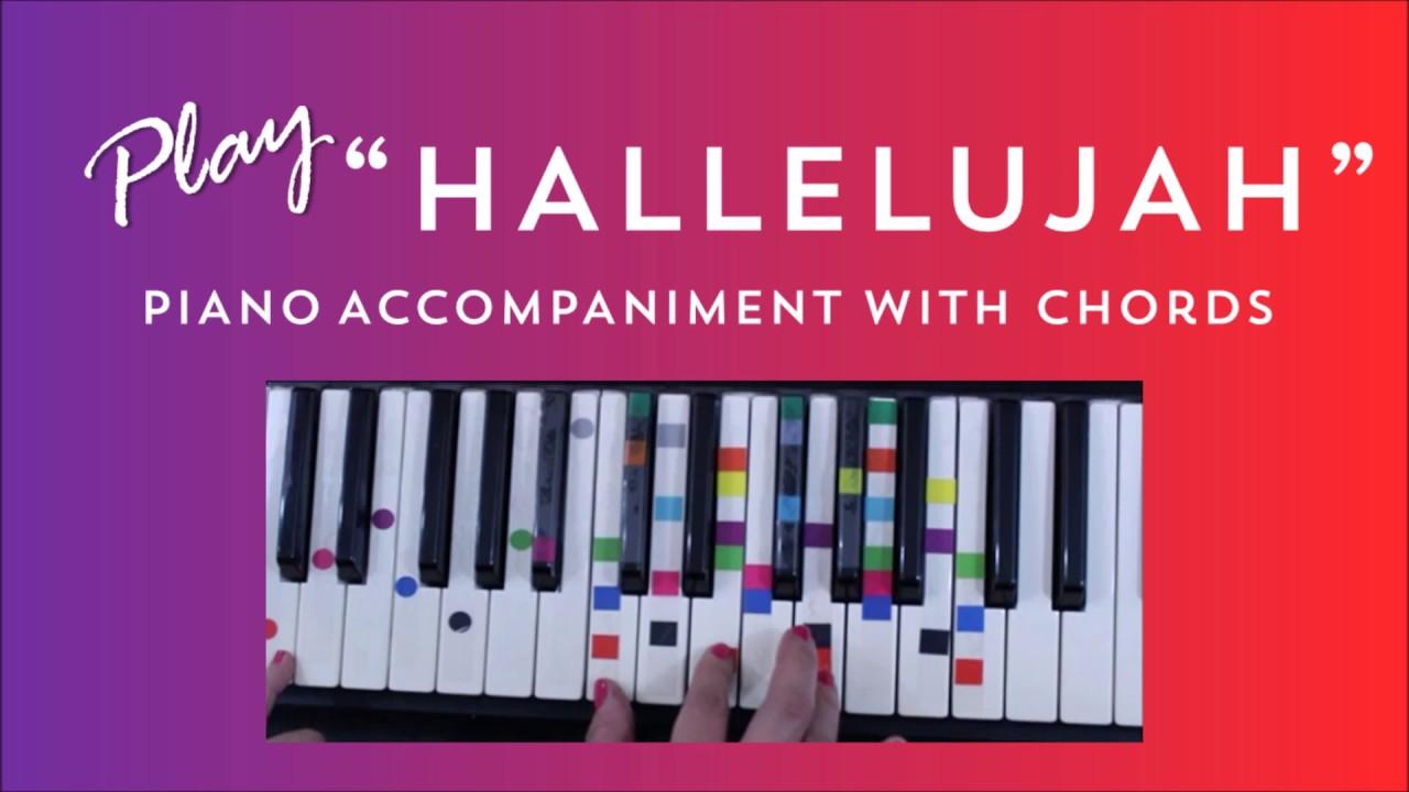 How to play hallelujah leonard cohen easy piano chord lesson how to play hallelujah leonard cohen easy piano chord lesson ivoreez hexwebz Choice Image