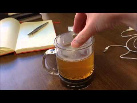 MiniBru desktop coffee and tea brewer in action - YouTube