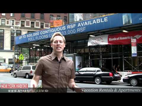 "Columbus Circle, Lincoln Center, Time Warner Center, New York - ""Along Broadway"" Video Tours"
