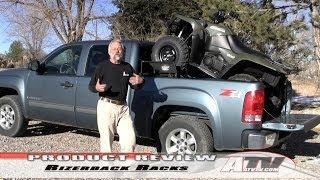 Rizerback Truckbed Atv-utv Rack System - Atvtv Review
