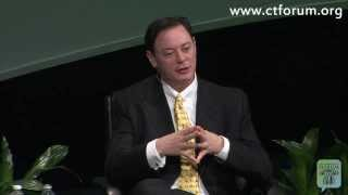 Andrew Solomon talks Adam Lanza, Violence and Mental Illness LIVE at The CT Forum