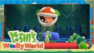 Audreys plüschige Stacheln #11 🧶 Yoshi's Woolly World | Let's Play Wii U