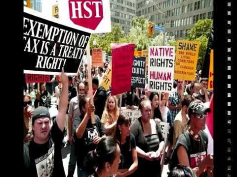 National Day of Action (Toronto G20) Indigenous Resistance