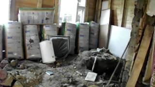 видео Три вида утепления каркасного дома. Обзор.