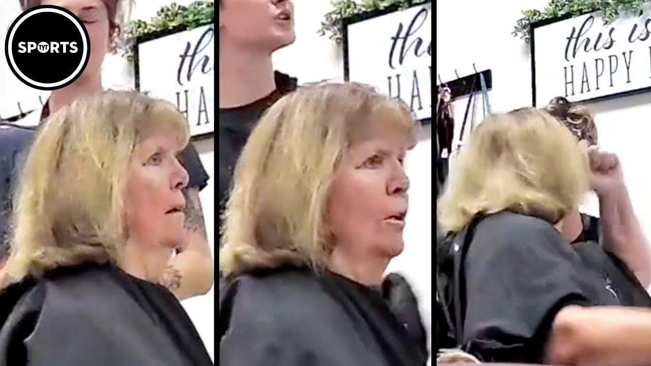 Hair Salon Karen Gets CAUGHT On Camera