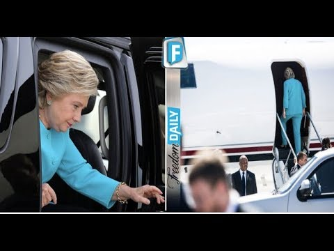 BREAKING! HILLARY JUST ANNOUNCED SHE'S LEAVING US TO BE PRESIDENT HERE'S WHERE SHE'S HEADED!