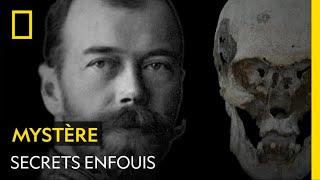 Le secret de la tombe des Romanov