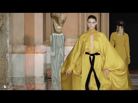 Stephane Rolland | Haute Couture Fall Winter 2019/2020 | Full Show