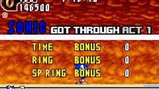 Sonic Advance 2 - Walkthrough - User video