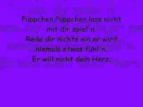 Bisou - Püppchen + Lyrics