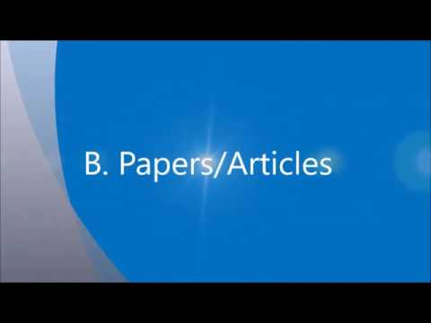 How to download papers and books for free