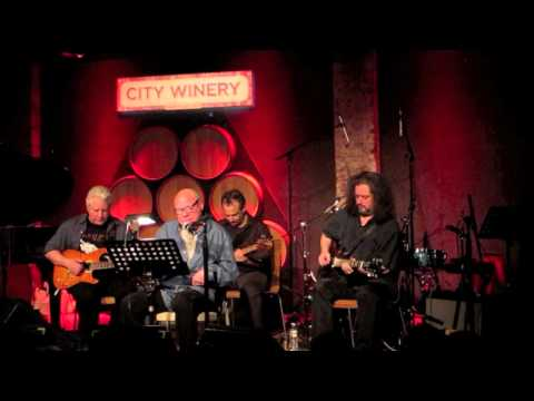 "Bob Musso Band (w/ John Lunar Richey, Mark Daterman & Dave Dreiwitz): ""BREATHE"" 01-20-14 City Winery"