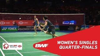 WS | Carolina MARIN (ESP) [5] vs Akane YAMAGUCHI (JPN) [2] | BWF 2018