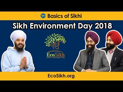 World Sikh Environment Day - March 2018