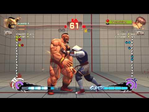 USF4 PC – European Journey: Peco171287 (Gief) vs AvatarK (Guy)