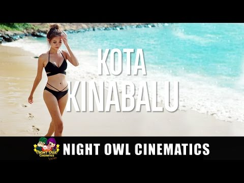 [4K] What To Eat and Do in Kota Kinabalu, Malaysia (NOC Trav
