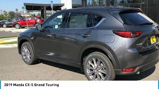2019 Mazda CX-5 2019 Mazda CX-5 Grand Touring FOR SALE in Corona, CA M3443