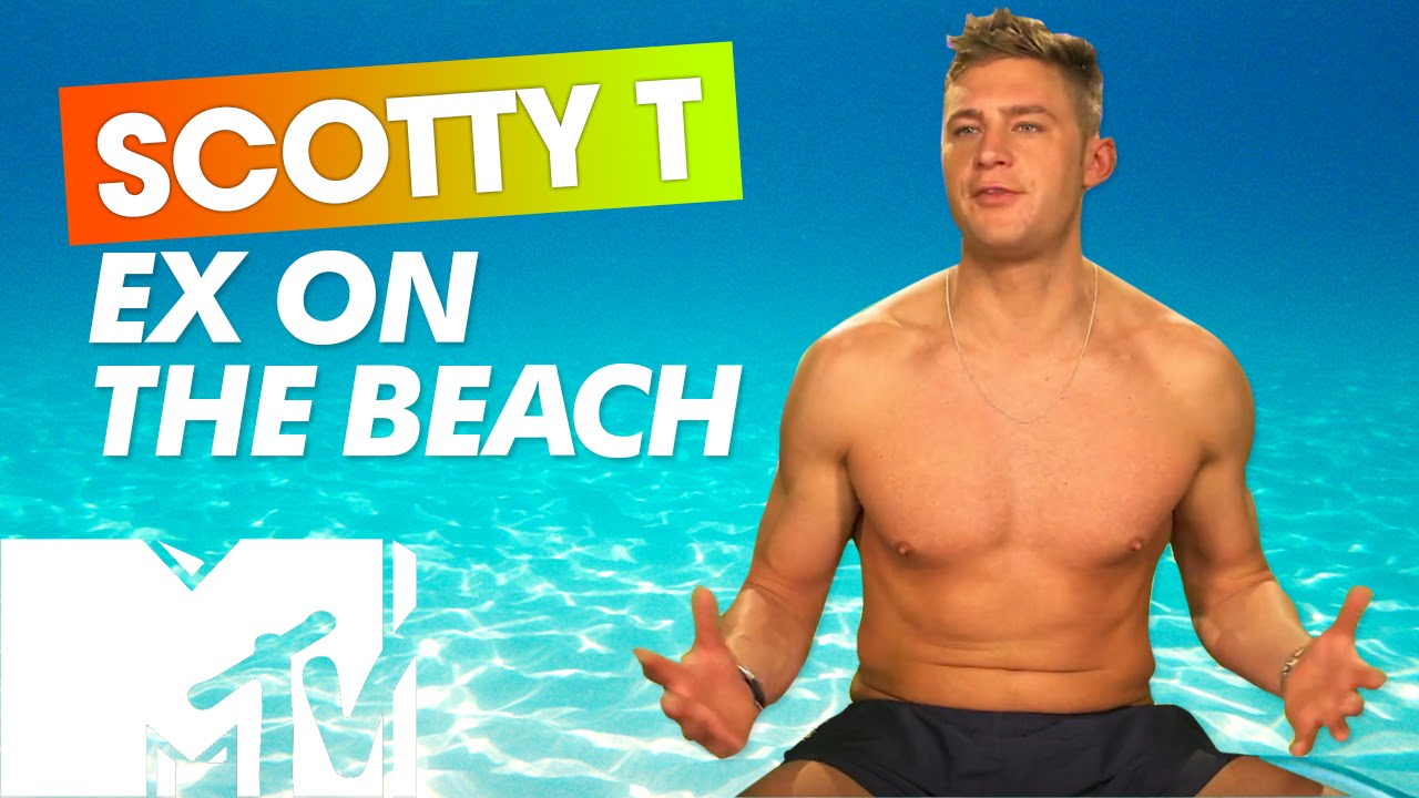 Ex On The Beach Season 4 Scotty T Interview Mtv Youtube