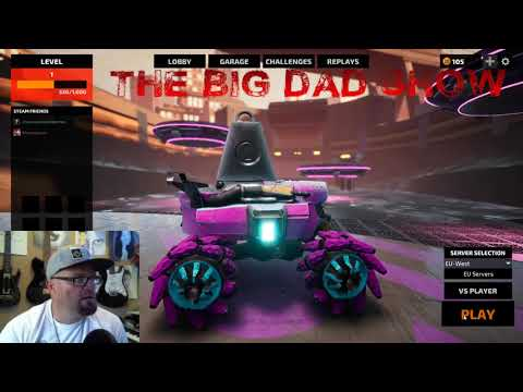 Big Dad plays Shockrods from Green Man Gaming during their Beta Event