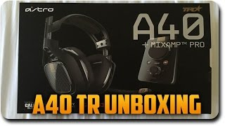 astro a40 tr edition official call of duty black ops 3 headset unboxing