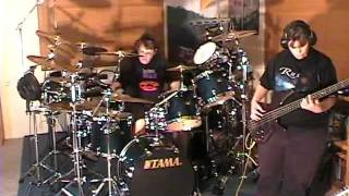 "Rush ""Vital Signs"": Drums (& Bass)!!!"