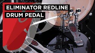 Pearl Eliminator Redline Bass Drum Pedal ft. Miguel Lamas
